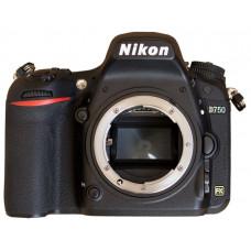 "Зеркальный Фотоаппарат Nikon D750 BODY черный 24.93Mpix 3"" 1080p Full HD SDXC Li-ion (без объектива)"