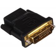 Exegate EX191105RUS Переходник DVI-D (M) в HDMI (F) Exegate, v 1.4b, позолоченные контакты, экранирование