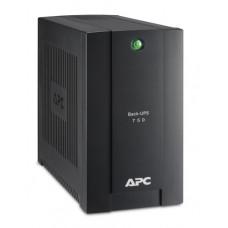 APC Back-UPS 750VA/415W, 230V, 4 Schuko outlets (1 Surge & 3 batt.), USB, user repl. batt., 2 year w
