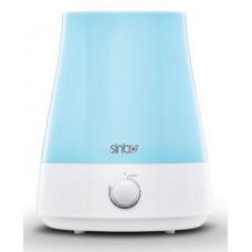 Увлажнитель воздуха Sinbo SAH 6113 25Вт (ультразвуковой) белый/голубой