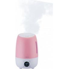 Увлажнитель воздуха Polaris PUH 6805Di 25Вт (ультразвуковой) розовый