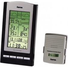 Погодная станция Hama EWS-800 серебристый/черный