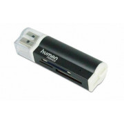 CBR Картридер Human Friends Lighter Black, Multi Card Reader