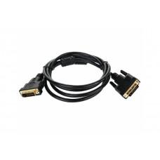 Кабель DVI-D Dual link 25M/25M, экран, феррит.кольца, 1.8м TV-COM (CG441D-1.8m)