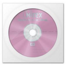 Диск DVD+RW Mirex 4.7 Gb, 4x, Бум.конверт (1)