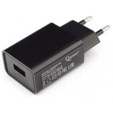 Сетевая зарядка MP3A-PC-21 100/220V - 5V USB 1 порт, 1A, черный