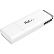 Флеш Диск Netac U185 32Gb USB3.0 белая