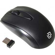 Мышь Oklick 540MW черный беспроводная