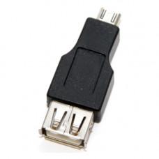 Переходник 5bites USB2.0, AF/MICRO 5pin